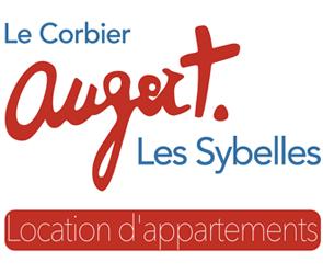 Location d'appartements au Corbier Logo